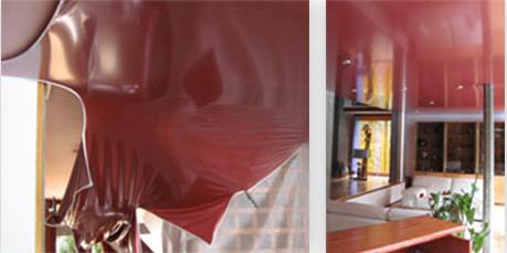 labourgade plafond tendu les caracteristiques du plafond tendu. Black Bedroom Furniture Sets. Home Design Ideas
